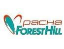 logo Pacha Forest Hill, client de Patrick Service Parquets